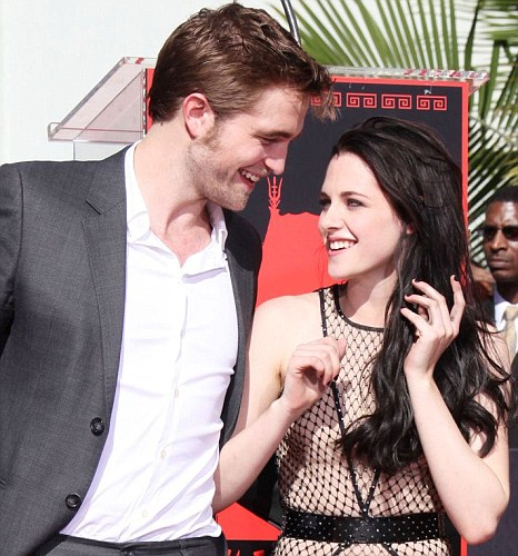 Rob and kristen latest news