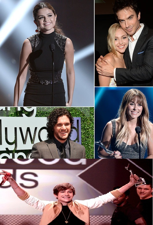 Young Hollywood Awards 2013, YHA 2013, awards, AnnaSophia Robb , Selena Gomez, Austin Mahone, Aisha Tyler, Miguel