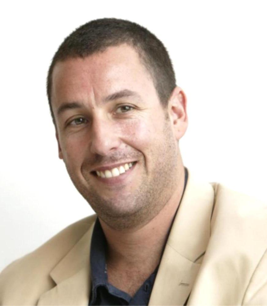 a biography of adam sandler an american actor About a dozen native american actors and actresses walked off the las vegas,  nm set of an adam sandler movie, the ridiculous 6,  origin and who is  working as a stand-in on the production, echoed caté's comments, but.