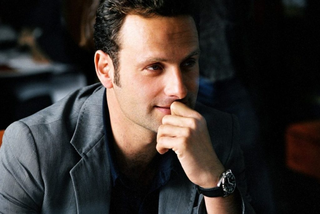 actor, bio, biography, celebrity, girlfriend, hollywood, Andrew Lincoln, male, profile, wife
