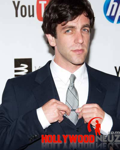 actor, bio, biography, celebrity, girlfriend, hollywood, B.J. Novak, male, profile, wife