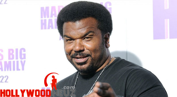 actor, bio, biography, celebrity, girlfriend, hollywood, Craig Robinson, male, profile, wife
