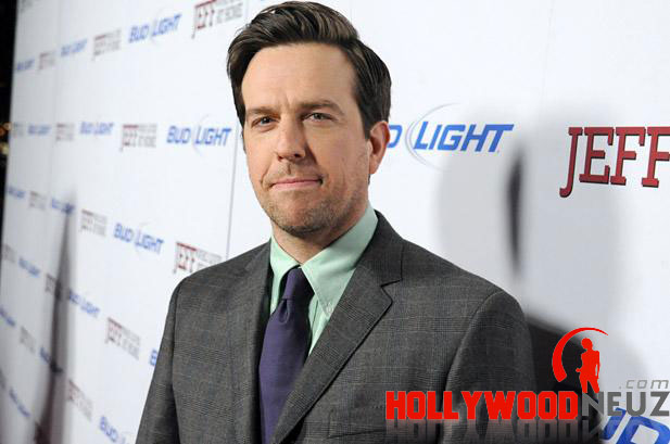 actor, bio, biography, celebrity, girlfriend, hollywood, Ed Helms, male, profile, wife