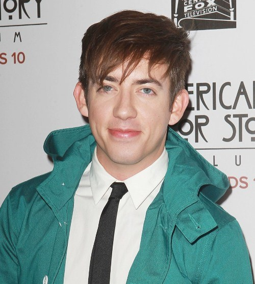 actor, bio, biography, celebrity, girlfriend, hollywood, Kevin McHale, male, profile, wife