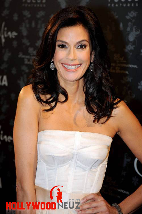 Teri Hatcher At The Premiere Of Coraline Presented By Focus Fe