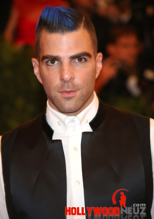Zachary Quinto Biography| Profile| Pictures| News