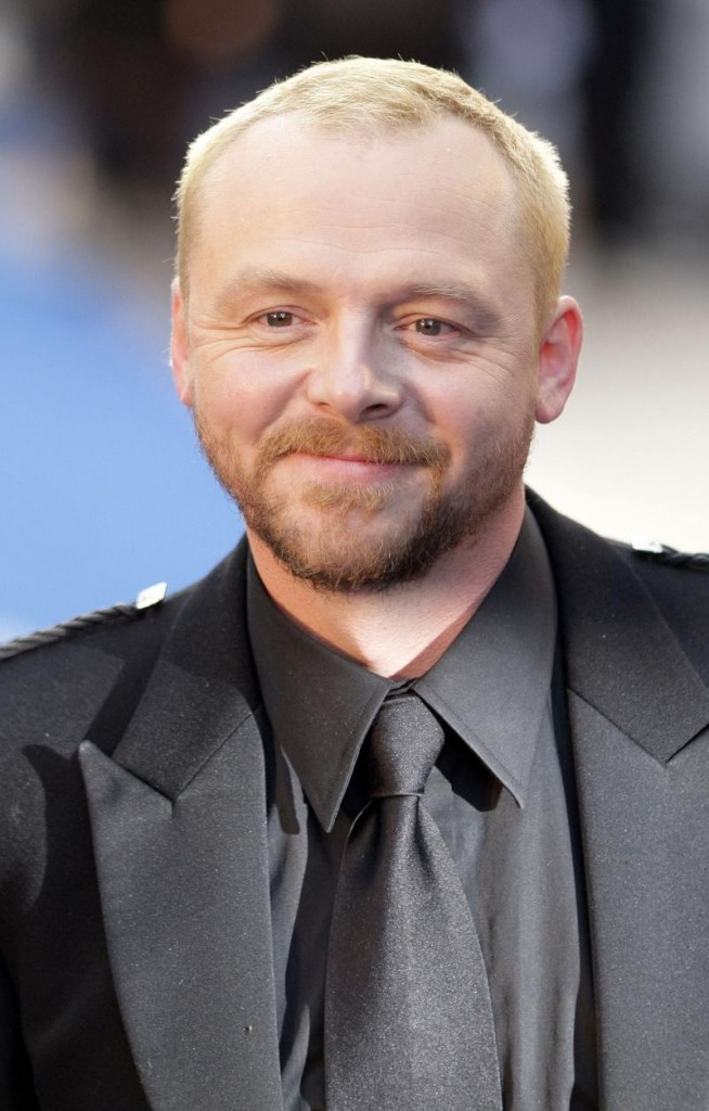 actor, bio, biography, celebrity, girlfriend, hollywood, Simon Pegg, male, profile, wife, singer