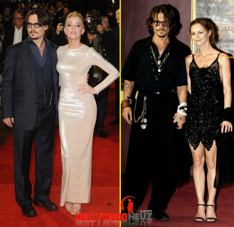 Vanessa Paradis wished Johnny Depp every happiness after he called her to tell about his engagement with Amber. Latest news about Vanessa Paradis & Johnny Depp.