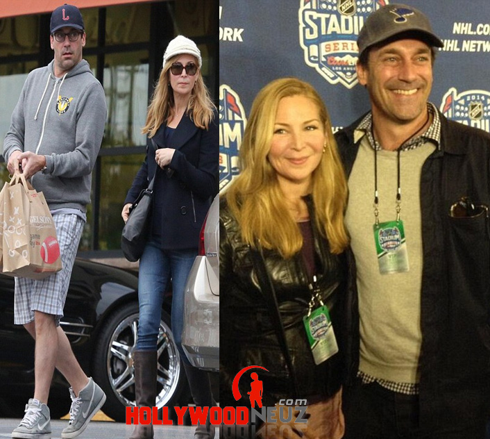 hollywood gossip, hollywood latest news, hollywood news, hollywood news today, Jon Hamm, Jennifer Westfeldt