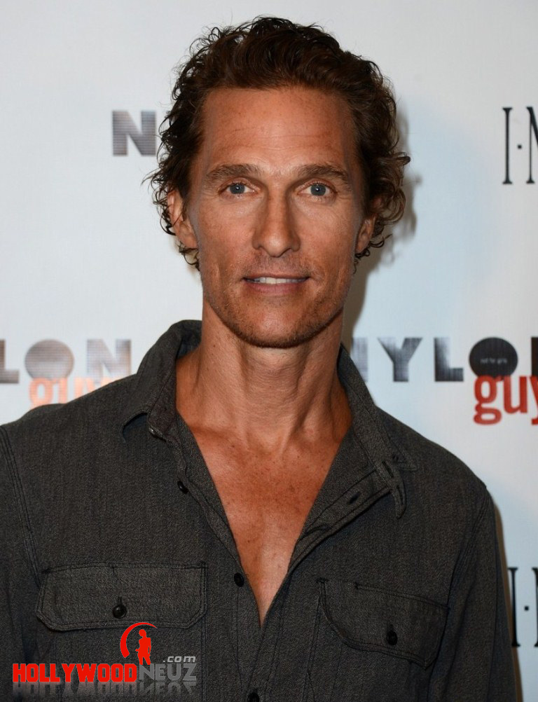 actor, bio, biography, celebrity, girlfriend, hollywood, Matthew McConaughey, male, profile, wife