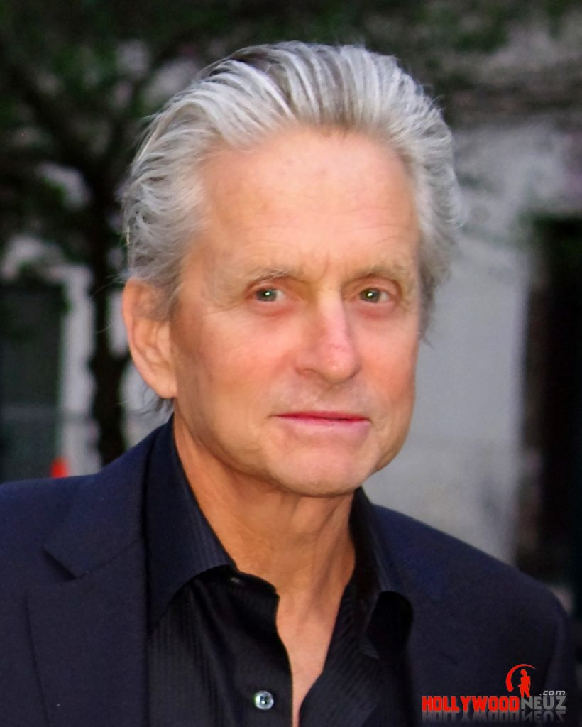 actor, bio, biography, celebrity, girlfriend, hollywood, Michael Douglas, male, profile, wife