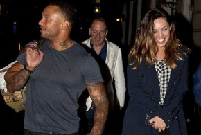 hollywood gossip, hollywood latest news, hollywood news, hollywood news today, David McIntosh, Kelly Brook, enjoyed, night out, fiancé