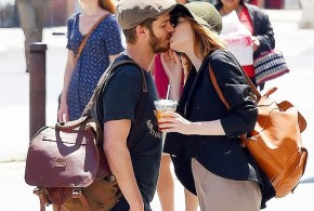 hollywood gossip, hollywood latest news, hollywood news, hollywood news today, Emma Stone, Andrew Garfield, enjoyed, romantic, lunch date