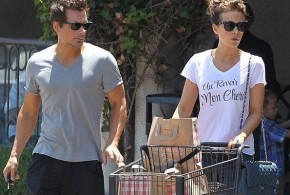 hollywood gossip, hollywood latest news, hollywood news, hollywood news today, Kate Beckinsale, stepped out, husband, Len Wiseman, buy, groceries