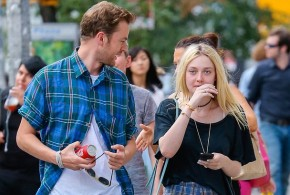 hollywood gossip, hollywood latest news, hollywood news, hollywood news today, Dakota Fanning, Jamie Strachan