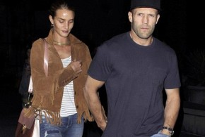 hollywood gossip, hollywood latest news, hollywood news, hollywood news today, Rosie Huntington-Whiteley, Jason Statham