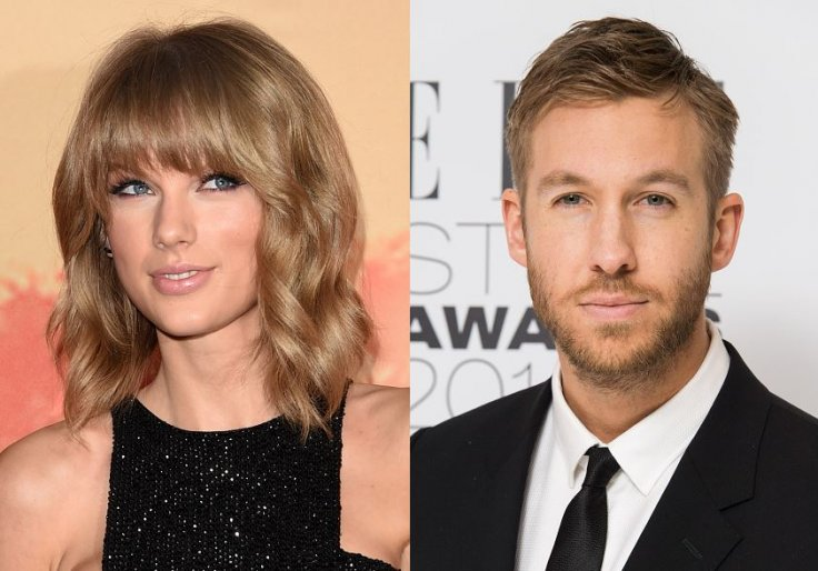 Calvin Harris Wants To Write A Song On Taylor Swift