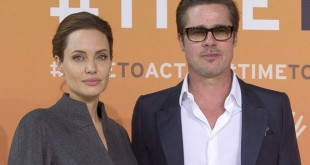 Angelina Jolie And Brad Pitt's Thinking About Each Other