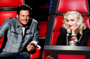 gwen worried about blake shelton