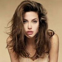 Angelina Jolie talks about her family in a recent interview