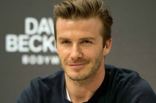 David Beckham is choosen to be sexiest man alive on earth