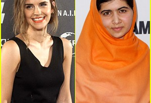 Emma Watson Exclusive interview with Malala Yousafzai