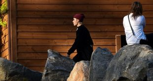 Justin Bieber Visits To a Health Spa He Is On A Spiritual Mission