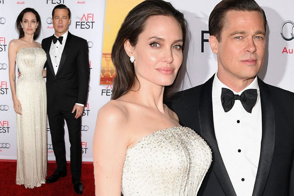 Angelina Jolie and Brad Pitt relationship heading towards divorce