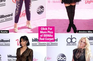 Bilboard music awards red carpet photos