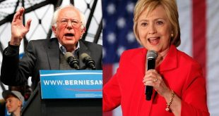 Hillary Clinton Join Hands With Kentucky Bernie Sanders Wins Oregon In Dem. Primary