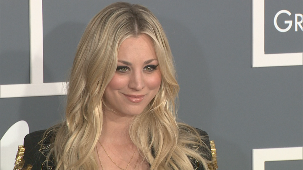 Kaley Cuoco made it clear that she is not leaving Big Bang Theory
