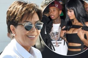 Kris Jenner Requested Tyga That Don't Release Sex Tape Of Them