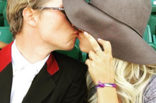 Kaley Cuoco Posted a New Kissing Pic With her Boyfriend On Instagram