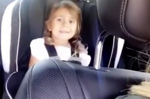 Khloe Kardashain Shares Cute Video Of Penelope On Snapchat