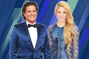 Shakira Came Back With a New song 'La Bicicleta'