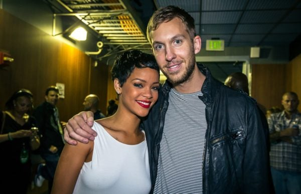 Calvin Harris Releases His New Song With Rihanna
