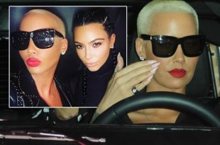 Amber Rose Said That Kardashian Family Is Famous Because Of Kim Sex Tape