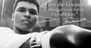 Muhammad Ali passes away