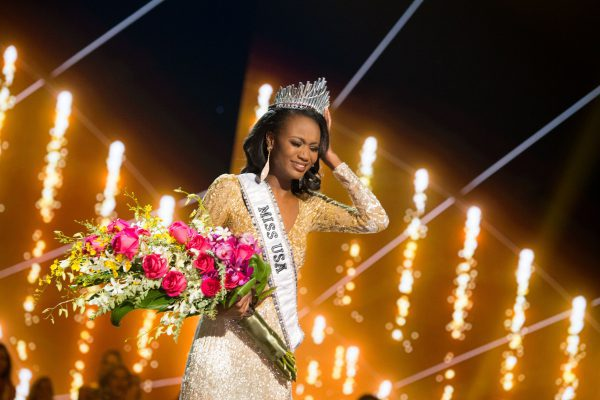 Deshauna Barber Won The Miss USA Competition